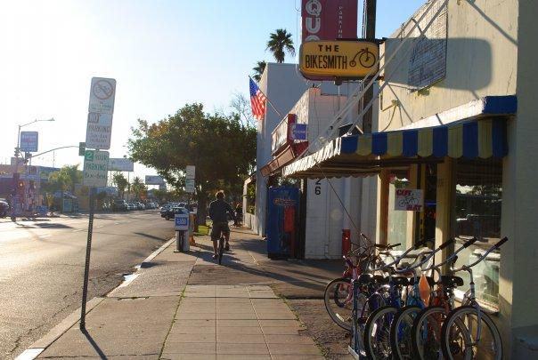 The Bikesmith bike repair Pacific Beach BIKE SHOP San Diego